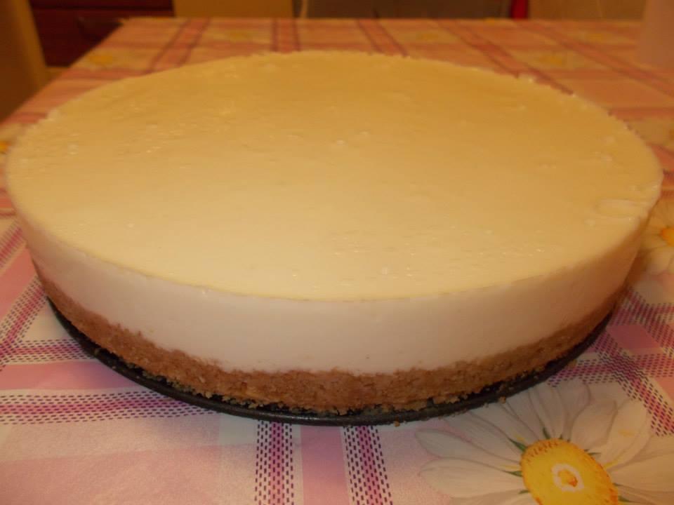 Tris di cheesecake